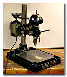1940s Buffalo Forge Co. No 15-M Drill Press